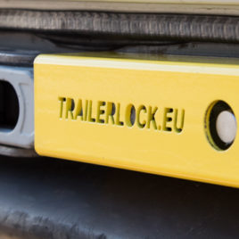 Trailerlock Yellow